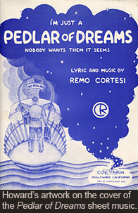 Pedlar of Dreams artwork